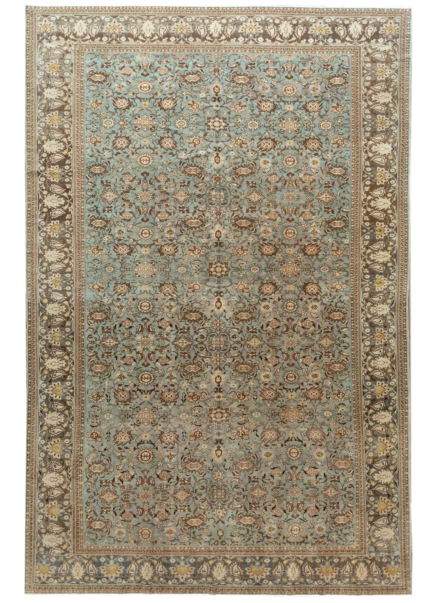 Antique Malayer Rug, #10235250, 12' x 18'