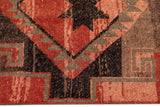 Vintage Turkish Anatolian Runner Rug, 3X13