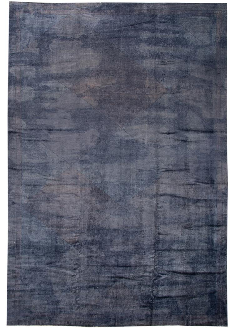 21st Century Modern Moroccan Style Wool Rug 12' x 17'