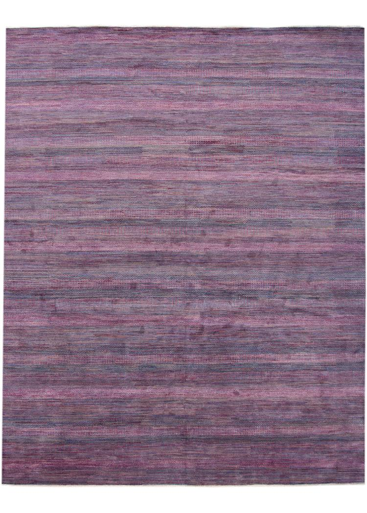 21st Century Contemporary Modern Indian Wool Rug  12' x 15'