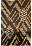 Contemporary Geometric Rug, 6X9