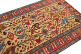 Antique Bakshaeish Rug, 5' X 8'