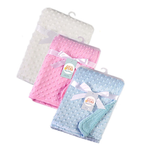 Thermal Soft Swaddle Blanket