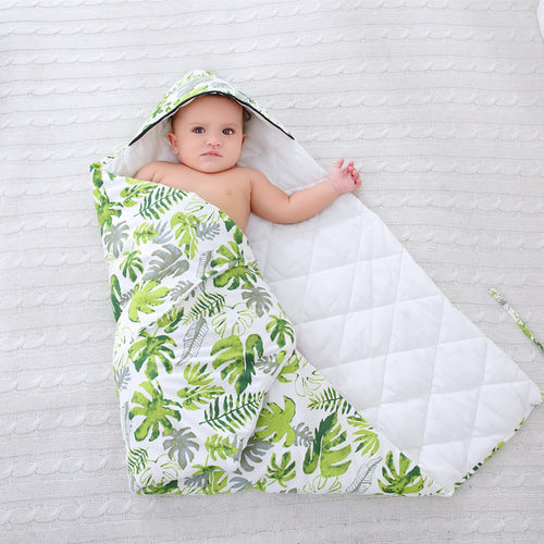 Double Layer Swaddle Blanket