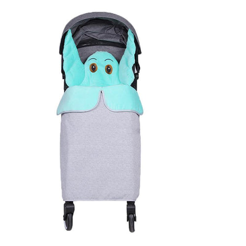 Sleeping Bag Car Seat Canopy
