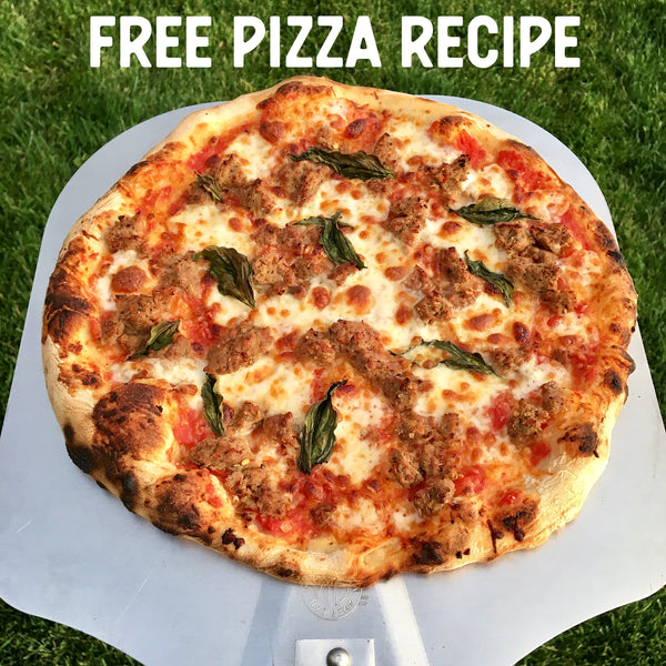 FREE Wood-Fired Pizza Recipe