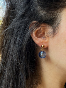 LUCE EARRINGS - BLUE