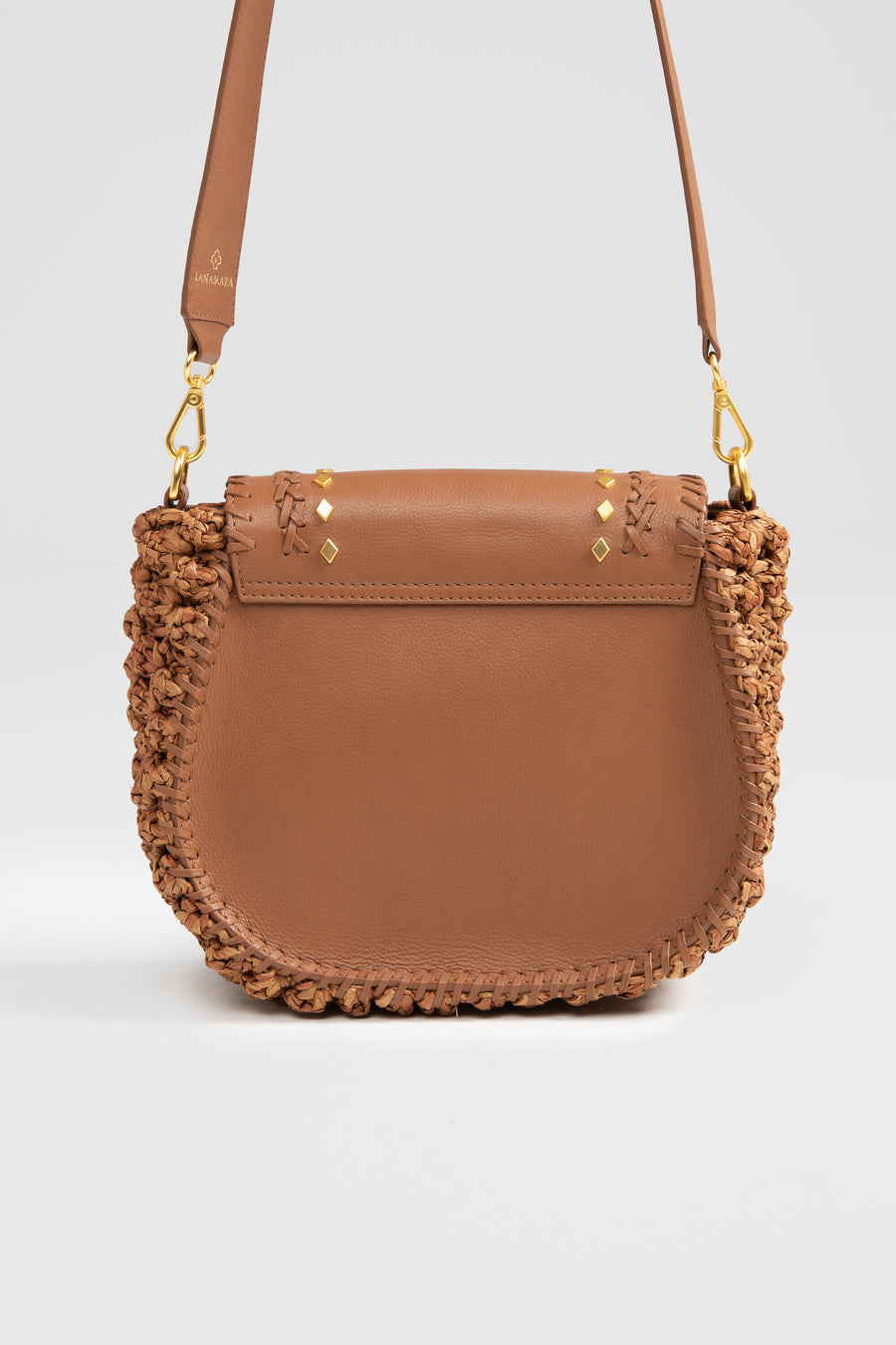 Grace Saddlebag - Sienna