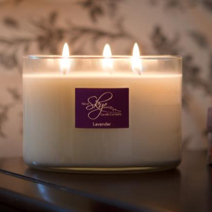 5 reasons to use soya wax candles