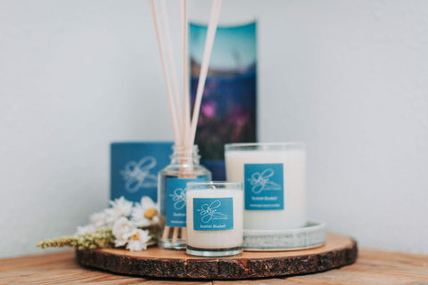 Scottish Bluebell Candles and Diffuser