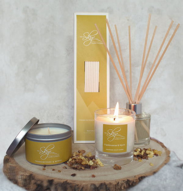 Frankincense & Myrrh collection