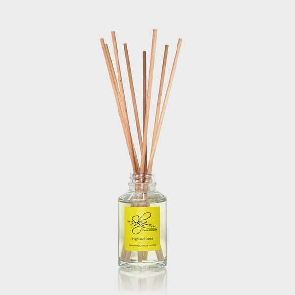 Highland Gorse Reed Diffuser bottle