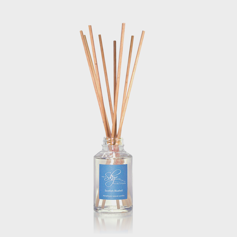 Scottish Bluebell Reed Diffuser bottle