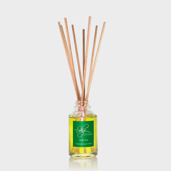 Scots Pine Reed Diffuser bottle