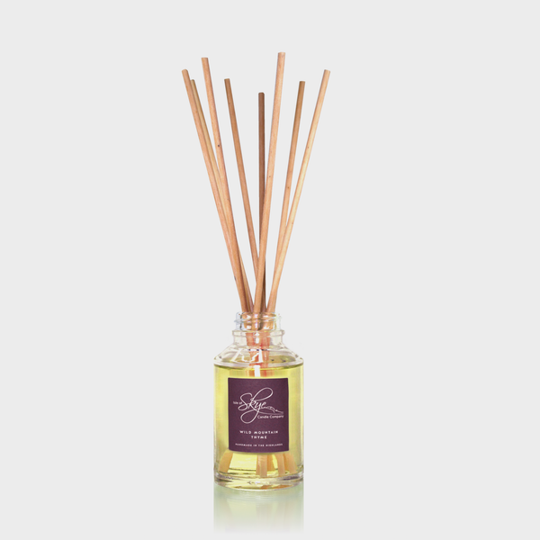 Wild Mountain Thyme Reed Diffuser bottle