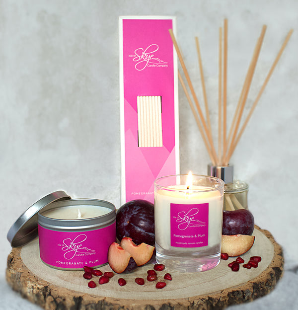 Pomegranate & Plum collection