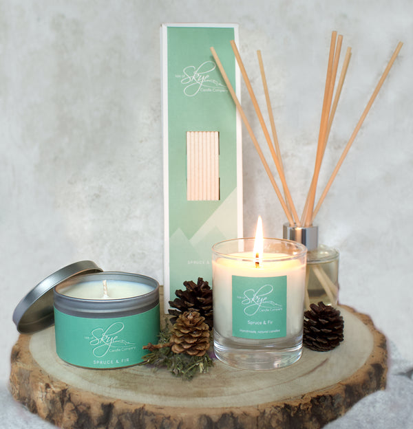 Spruce & Fir collection