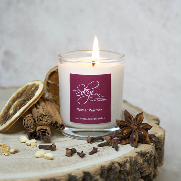Winter Warmer Votive