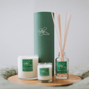Bog Myrtle & Fresh Mint Collection