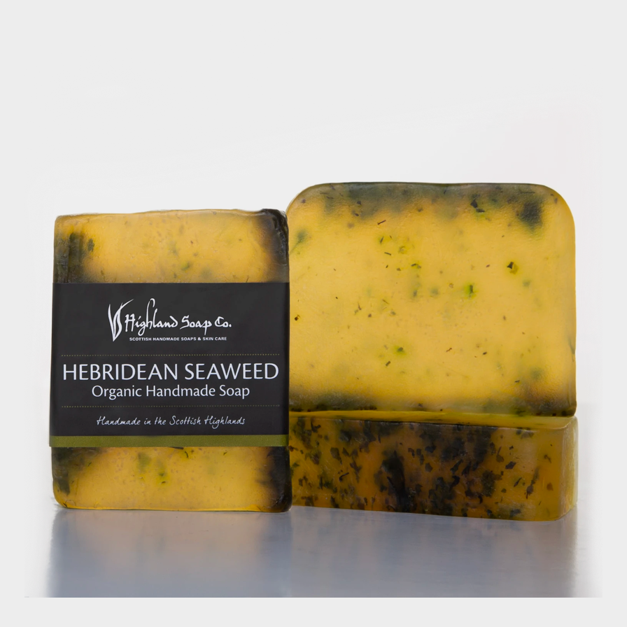 Highland Soap Co. Hebridean Seaweed Glycerine soap