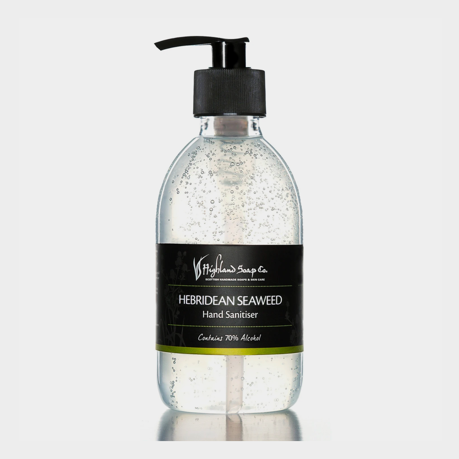 Highland Soap Co. Hebridean Seaweed Hand Sanitiser
