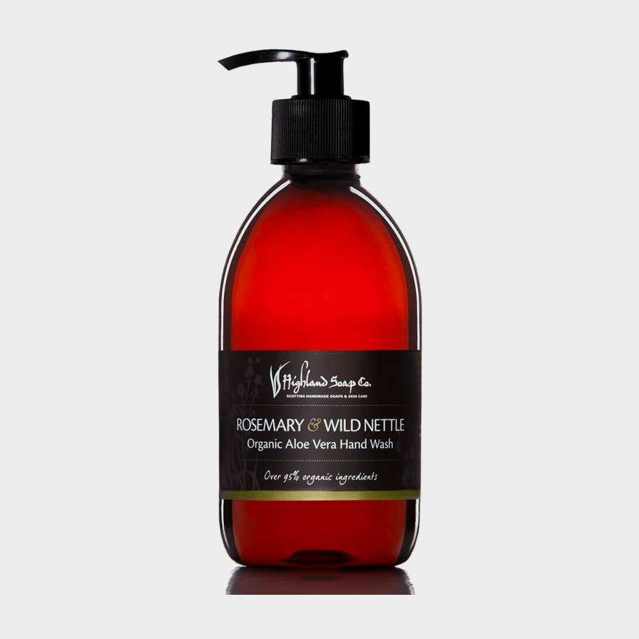 Highland Soap Co. Rosemary & Wild Nettle Hand Wash