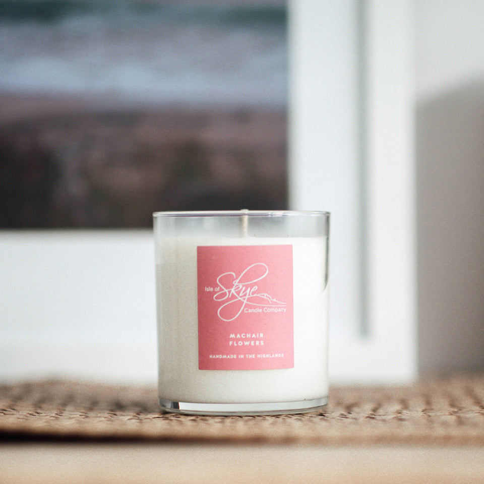 Machair Flowers Candle