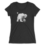 Polar Bear - Premium Ladies' short sleeve t-shirt