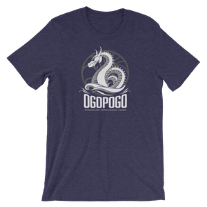 Ogopogo - Spirits of the Okanagan - Premium Short-Sleeve Unisex T-Shirt