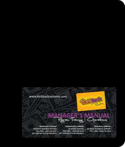 MANAGER'S MANUAL