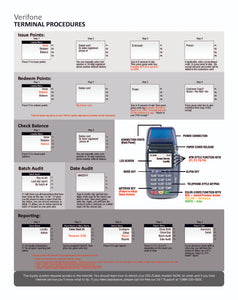 POS PROCEDURES HANDOUT