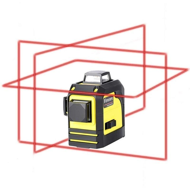 FIRECORE - 3D LASER LEVEL