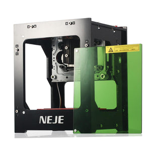 NEEDLE JET - HIGH SPEED LASER ENGRAVER