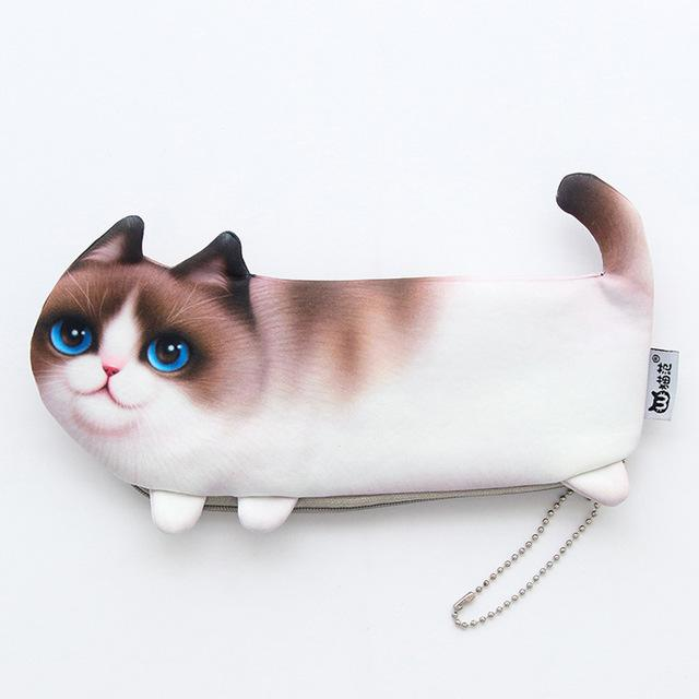 CUTE CAT POUCH