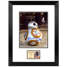 Load image into Gallery viewer, Brian Herring Star Wars: The Force Awakens Autographed BB-8 8×10 Close Up Photo