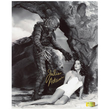 Load image into Gallery viewer, Julia Adams Autographed Creature from the Black Lagoon 8x10 Photo