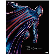Load image into Gallery viewer, Ben Affleck Autographed Batman vs Superman Dawn of Justice 16x20 Photo