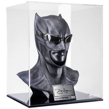 Load image into Gallery viewer, Ben Affleck Autographed Batman v Superman: Dawn of Justice 1:1 Scale Batman Cowl