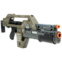 Load image into Gallery viewer, Sigourney Weaver, Bill Paxton, Lance Henriksen, Aliens Cast Autographed Aliens 1:1 Scale M41A Pulse Rifle