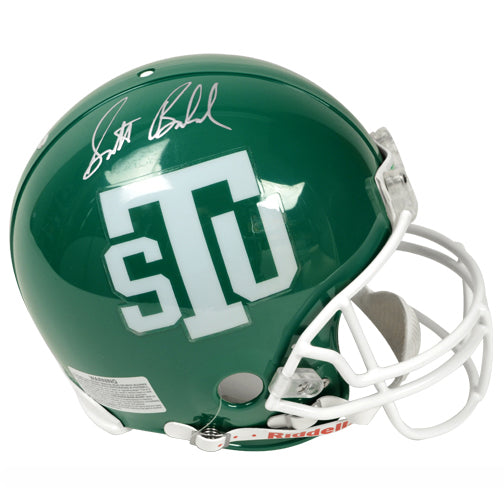 Scott Bakula Autographed Necessary Roughness Full Size Helmet