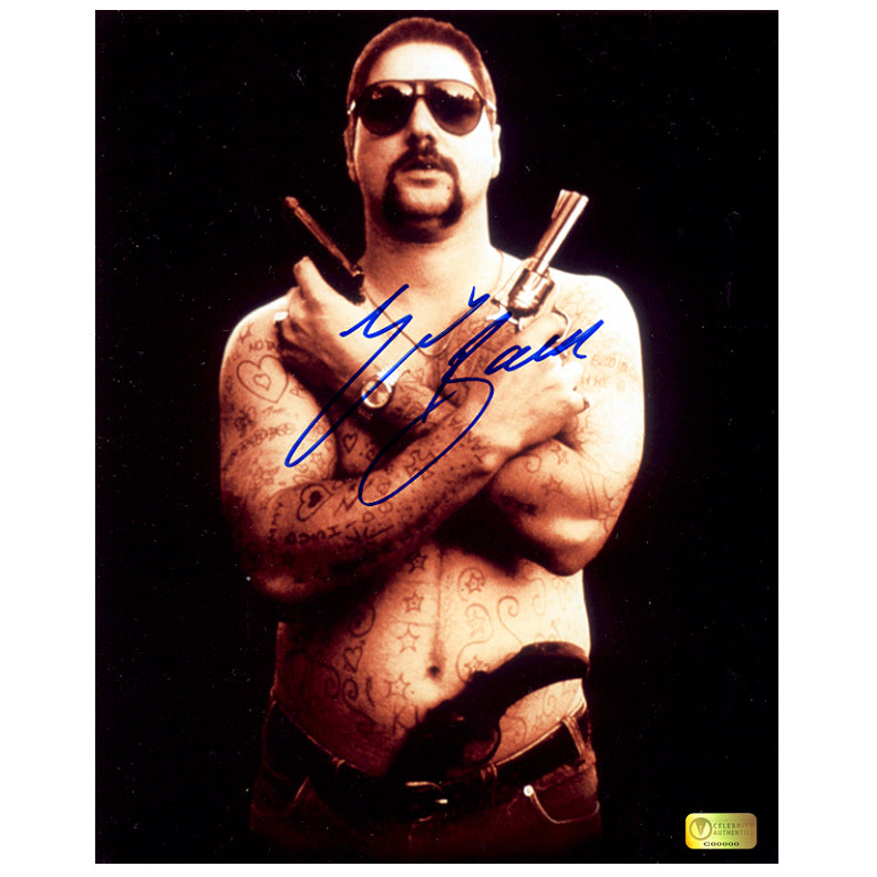 Eric Bana Autographed Chopper 8x10 Photo
