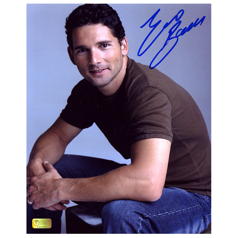 Eric Bana Autographed 8×10 Studio Photo