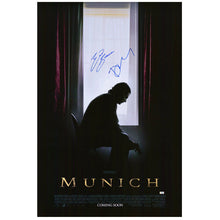 Load image into Gallery viewer, Daniel Craig & Eric Bana Autographed Munich 27x40 Original Movie Poster