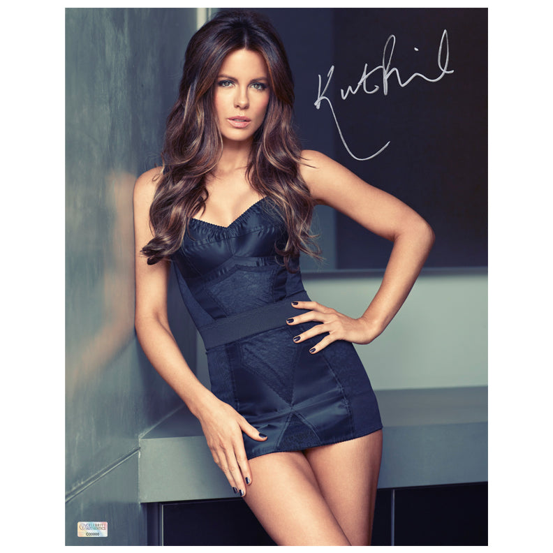 Kate Beckinsale Autographed 11×14 Studio Photo