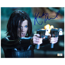 Load image into Gallery viewer, Kate Beckinsale Autographed Underworld Awakening 8×10 Action Photo