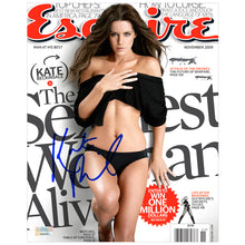 Load image into Gallery viewer, Kate Beckinsale Autographed Esquire 8×10 Cover Photo
