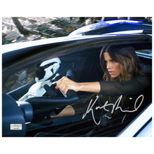 Load image into Gallery viewer, Kate Beckinsale Autographed Total Recall 8×10 Action Photo