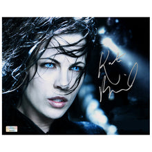 Load image into Gallery viewer, Kate Beckinsale Autographed Underworld Selene 8×10 Close Up Photo