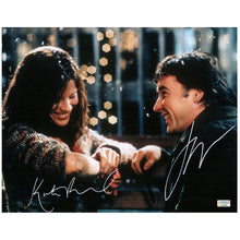 Load image into Gallery viewer, Kate Beckinsale and John Cusack Autographed Serendipity 11×14 Photo