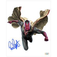 Load image into Gallery viewer, Paul Bettany Autographed Avengers Vision 8×10 Photo